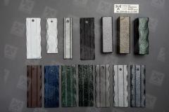 Materialien-Farben-Muster-mit-dem-thor-kunstschmeide-arbeitet
