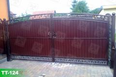 Sichtschutztor-aus-Polen-günstig