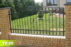 Zäune-aus-Metall-auf-Pfeiler-in-Groitzsch